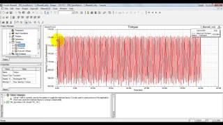 Видеоурок CADFEM VL1208 - Применение ANSYS Simplorer для анализа электромеханической модели
