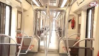 Скоро будут сданы в эксплуатацию новые поезда метро завезенные недавно в столицу(Скоро будут сданы в эксплуатацию новые поезда метро завезенные недавно в столицу., 2015-04-17T14:57:35.000Z)