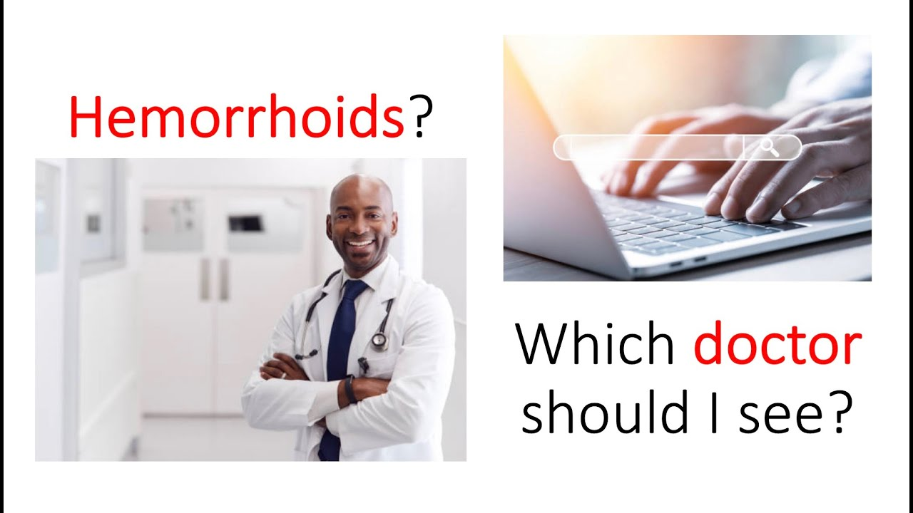 Download Pick the BEST specialist for your hemorrhoids: Proctologist