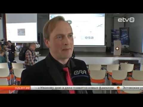 В Тарту отметили годовщину запуска первого эстонского cпутника ESTCube-1