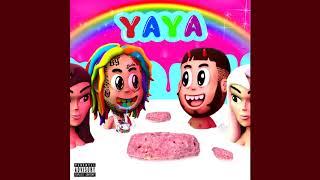 6ix9ine - YAYA (feat. Anuel Aa) [Audio Oficial]