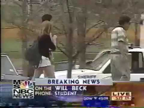 Historical Media Archives: NBC/FOX News - Columbine Shooting - Tuesday, April 20, 1999