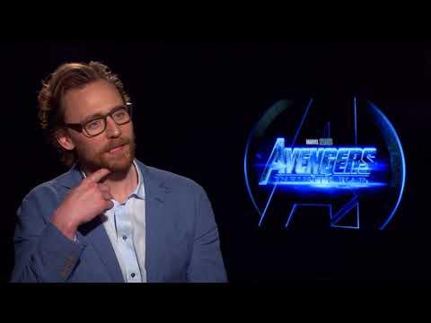Avengers: Infinity War Interview - Tom Hiddleston