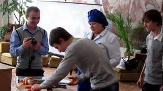 Уроки карвинга в Луганской библиотеке. Часть 1.avi