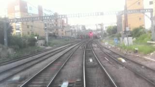 (Drivers Eye View) London Liverpool Street - Ilford TMD