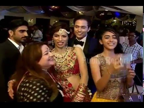 Download Kumkum Bhagya's Aaliya aka Shikha Singh Reception Party |  Full Inside Video
