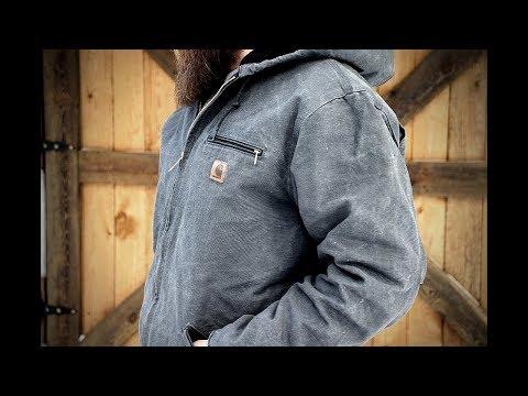 Make A Waxed Canvas/TIN CLOTH Jacket