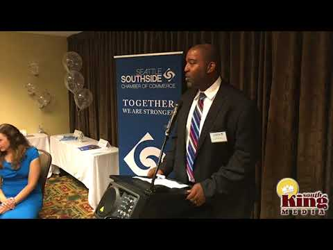 Seattle Southside Chamber of Commerce Candidates Night 2017