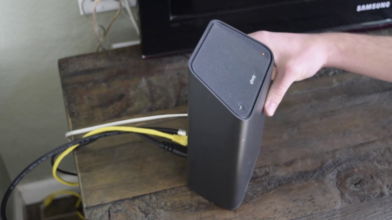 How to Restart a Xfinity Wi-Fi Router