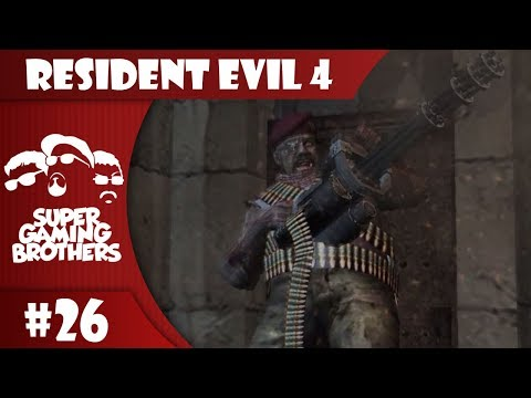 SGB Play: Resident Evil 4 - Part 26 | The Adventures on Leon's Island