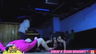CHEAP N' CLEAN MONDAYZ | CANADA |  SEPT 24.2012