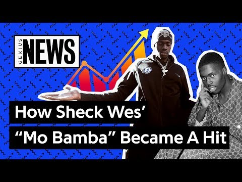 """How Sheck Wes' """"Mo Bamba"""" Became A Hit One Year Later 