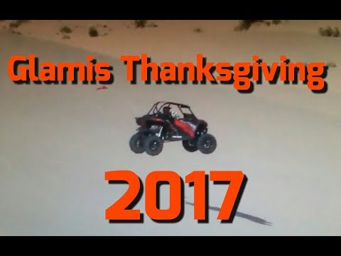 Glamis Thanksgiving Weekend 2017