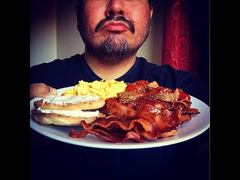 Asmr #290 Big Breakfast!