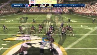 "Madden 13: Redskins ""Good things come to those who wait"""
