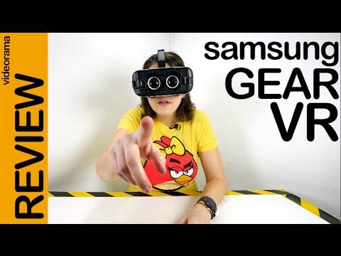 Samsung Gear VR review en español | 4K UHD