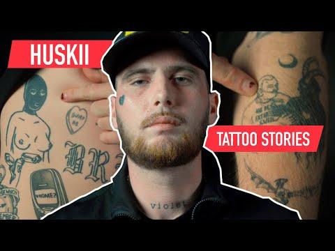 HUSKII - TATTOO STORIES