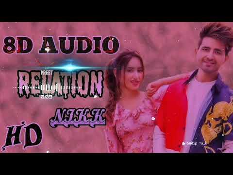 8d-song-punjabi-:-relation-by-nikk-||-new-punjabi-8d-songs-2019