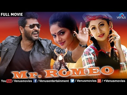 Mr Romeo | Hindi Dubbed Movies | Prabhu Deva, Shilpa Shetty, Madhoo | Latest Bollywood Full Movies