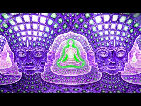 2675 Hz Music for the Pineal Gland: Powerful Crystal Resonator | Tibetan Bowls Slow Drum Water Sound