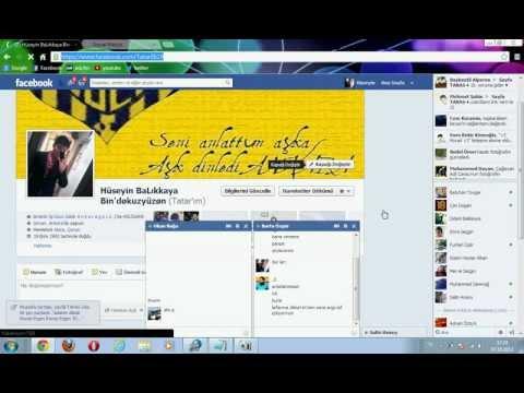 Facebook Sayfa Kasma Hilesi
