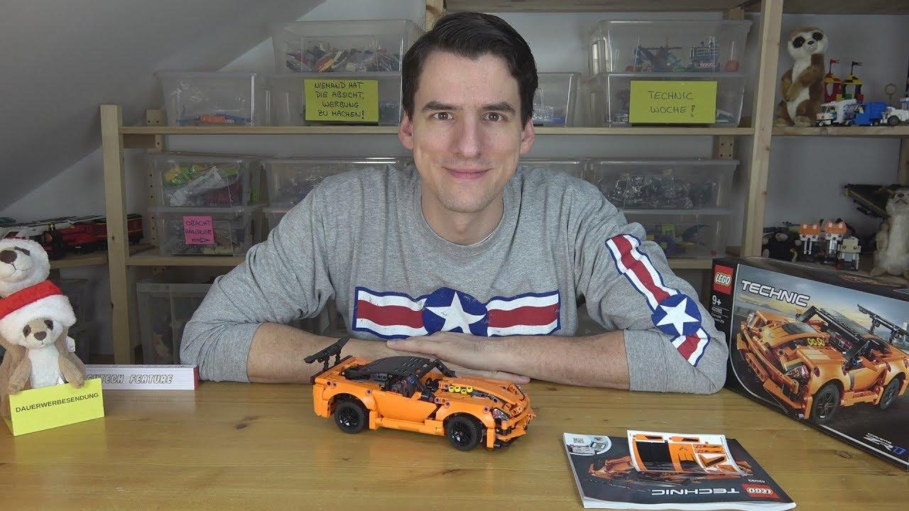 LEGO® Technic 42093 - Chevrolet Corvette ZR1