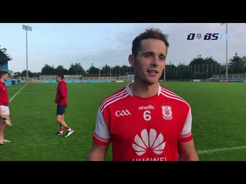 Cuala Captain Darragh O'Connell chats to Dubs TV after County Final win
