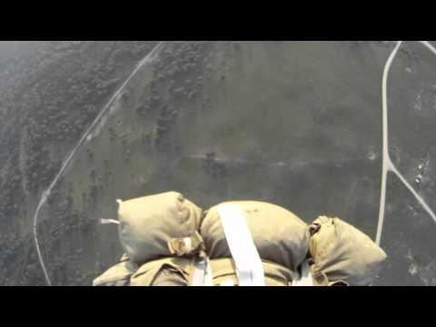 Career Ending Airborne Accident