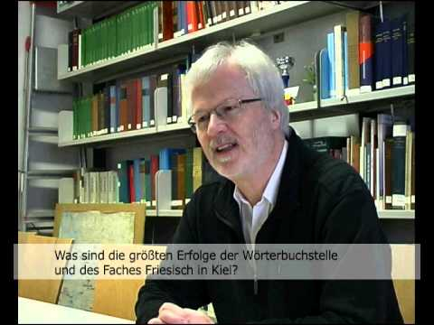 Friesisch in Forschung und Lehre - Trailer