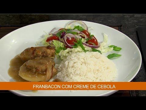 FRANBACON COM CREME DE CEBOLA
