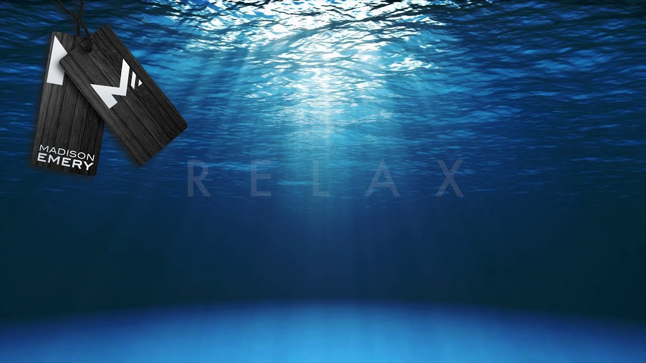 Deep Sea Serenity Relaxing 4k Screensaver Beautiful Underwater Hd Calming Wallpaper 1080p Loop