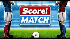 Score! Match iPhone iPad Deutsch | Fußball des Grauens !