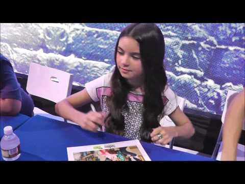 Cast of Crash and Bernstein at D23 Expo HD