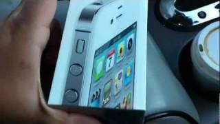 iPhone 4s 32gb Unboxing (DESEMPAQUETADO ) Español(iPhone 4s 32gb Unboxing En Palm Desert California., 2011-10-14T15:52:57.000Z)
