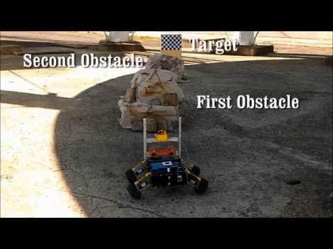 Autonomous rover navigation by means of stereo vision