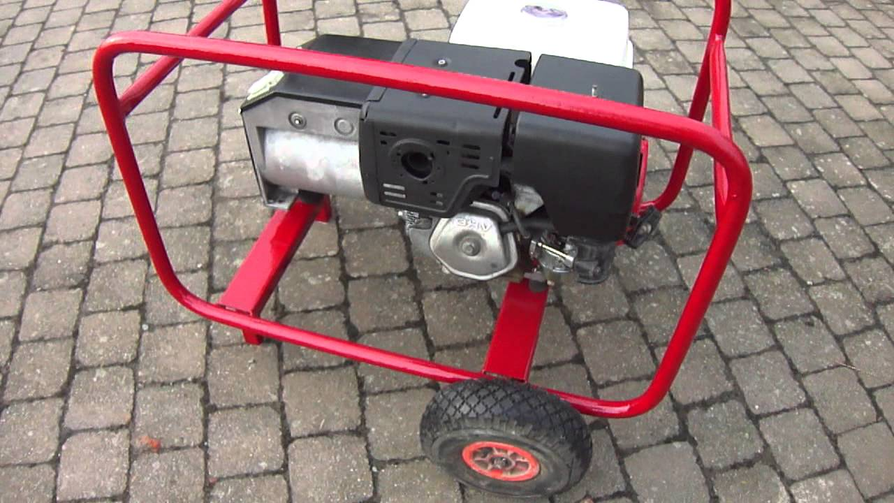 генератор honda jx390