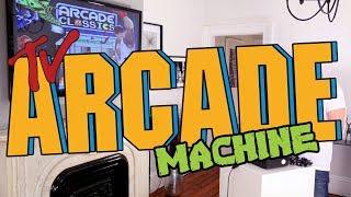 TV Arcade Machine Explained!