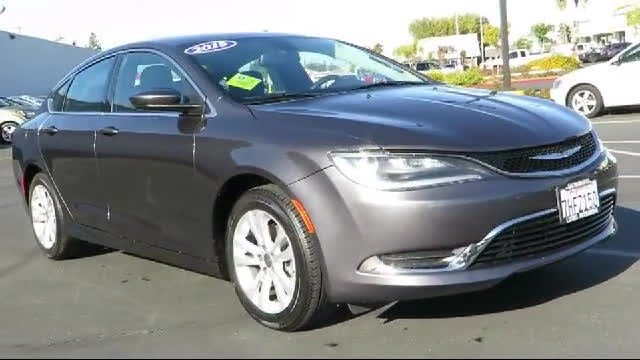 Chrysler 200 factory warranty