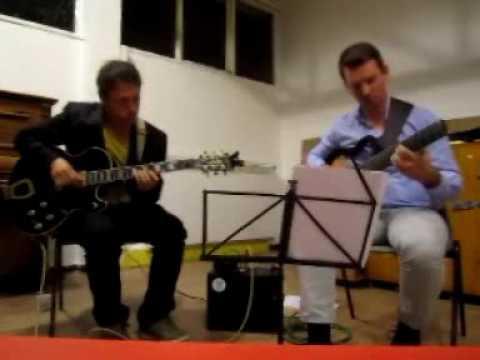 Deluge Jazz Duo