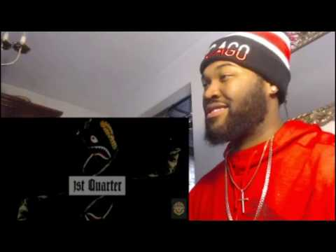 Big Sean -- 1st Quarter Freestyle Lyrics - REACTION
