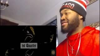 Big Sean -- 1st Quarter Freestyle Lyrics - REACTION