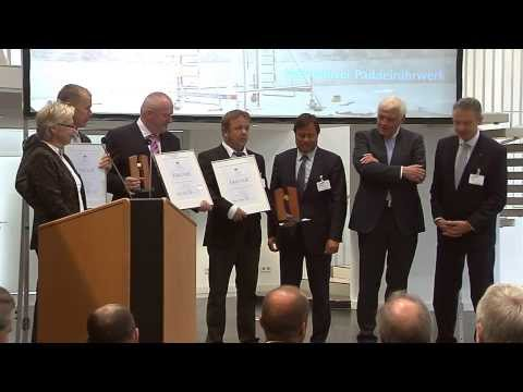Verleihung Transferpreis Handwerk-Wissenschaft 2013