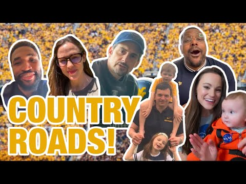 Mountaineer Nation sings