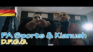 🔥REAKTION🎙: PA Sports & Kianush - D.P.G.G.