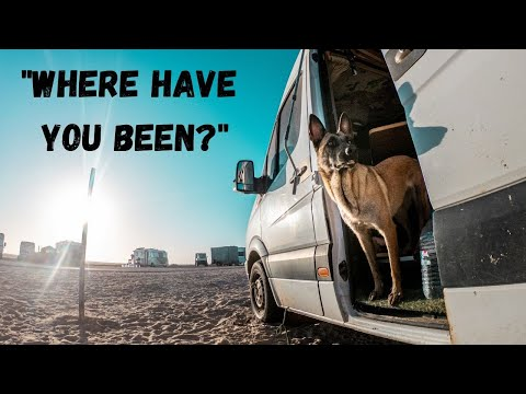 THINGS ARE CHANGING! // Van Life Isolation Morocco [S04E08]