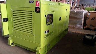 видео Дизельный генератор 30 квт