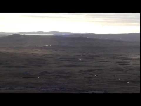 Battlefield Tour Of Mount Harriet 9