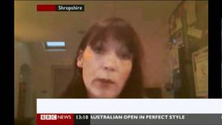 Nicky Clark tells BBC News what