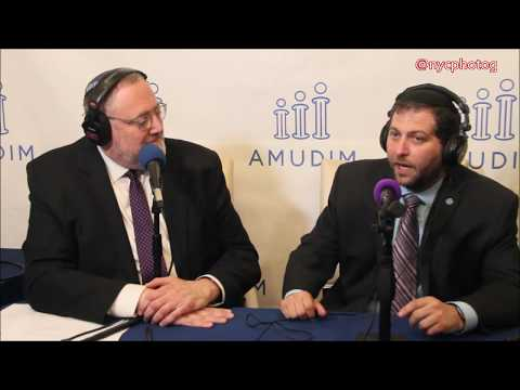 Radio Host Nachum Segal Visibly Shaken As Abuse Victims Share Their Stories