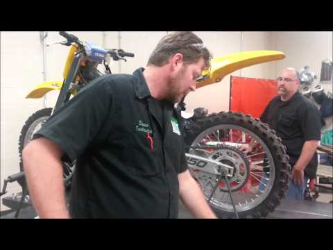 2 Stroke Engine Disassembly   01 Inspections Before Engine Removal   10 20 14